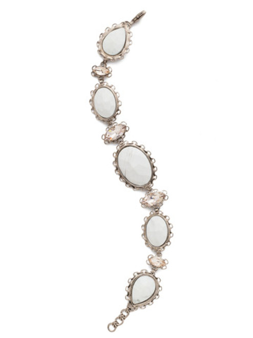 sorrelli silky clouds bracelet bee16asscl
