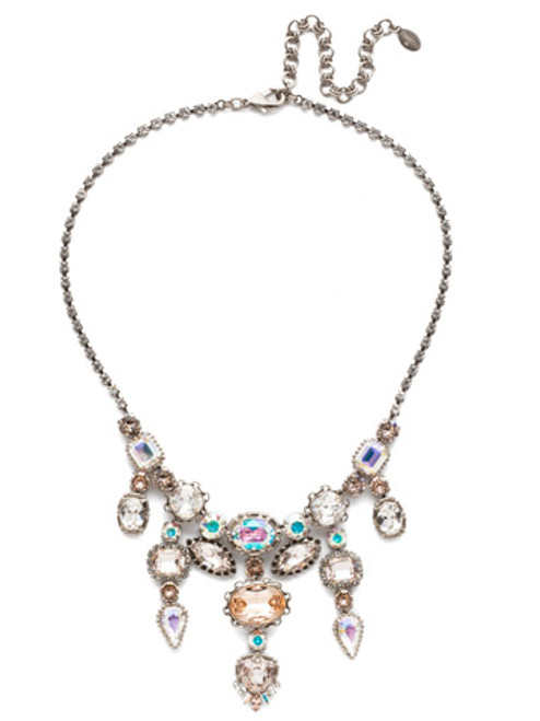 Sorrelli Silky  Clouds Necklace~  NEE35ASSCL