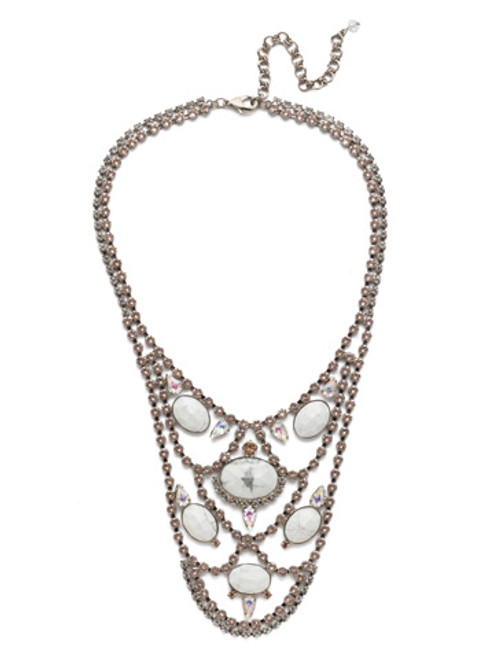 Sorrelli Silky  Clouds Necklace~  NCU22ASSCL