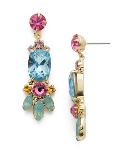 Sorrelli Candy  Pop Earrings~EEA26BGCPO