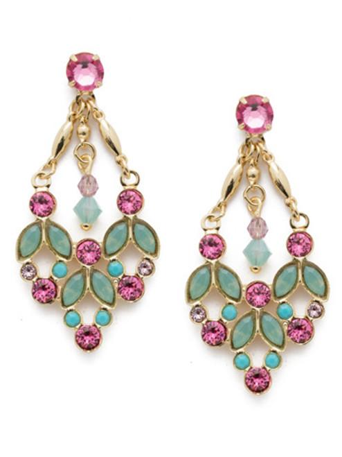 Sorrelli Candy  Pop Earrings~EEA2BGCPO