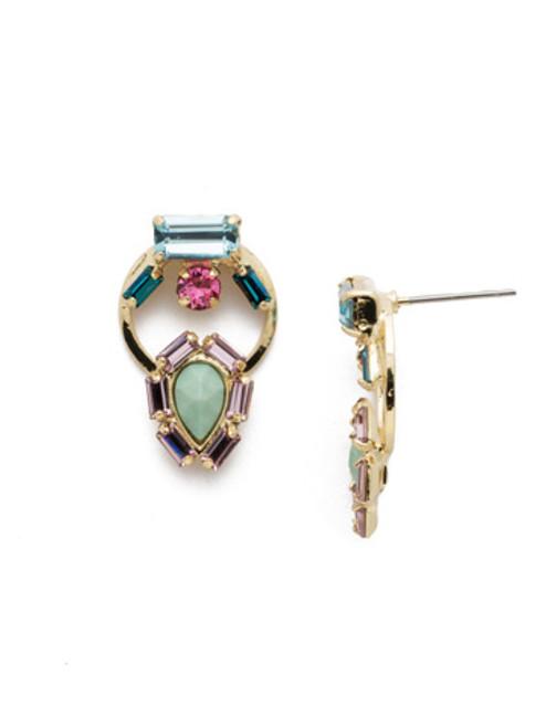 Sorrelli Candy  Pop Earrings~EEE12BGCPO