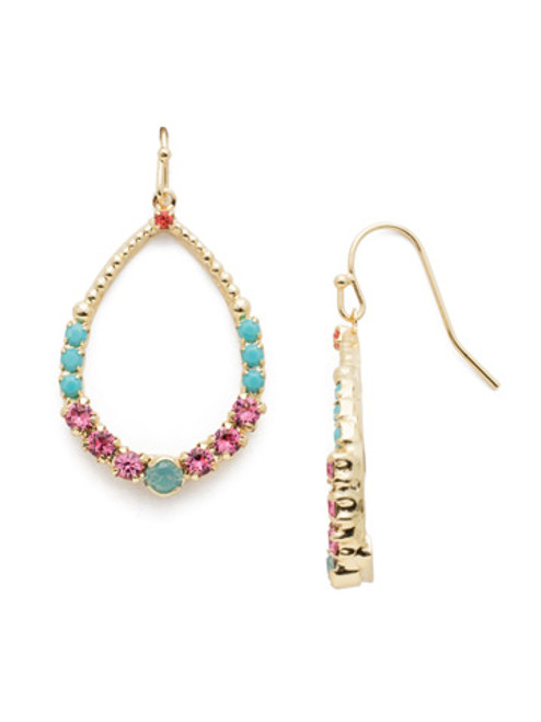 Sorrelli Candy  Pop Earrings~EDN120BGCPO