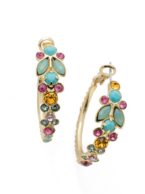 Sorrelli Candy Pop Earrings EEA6BGCPO