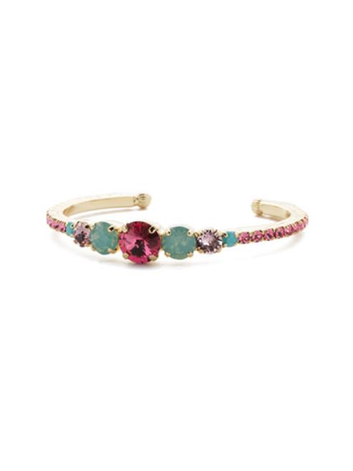 Sorrelli Candy Pop Crystal  Bracelet