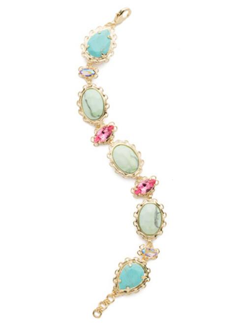 Candy Pop Crystal Bracelet