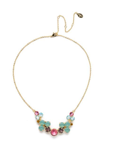 Sorrelli Candy  Pop  Necklace~NEE10BGCPO