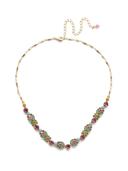 Sorrelli Candy  Pop  Necklace~NEA2BGCPO