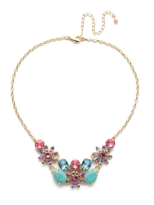 Sorrelli Candy  Pop  Necklace~NEA46BGCPO