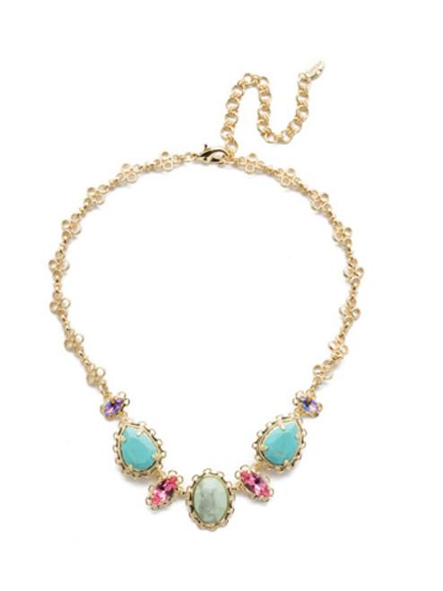 Sorrelli Candy  Pop  Necklace~NEE16BGCPO