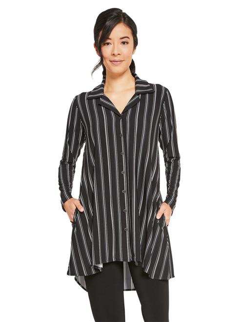 Go To Shirt Stripe by  Sympli~2437CB~IS