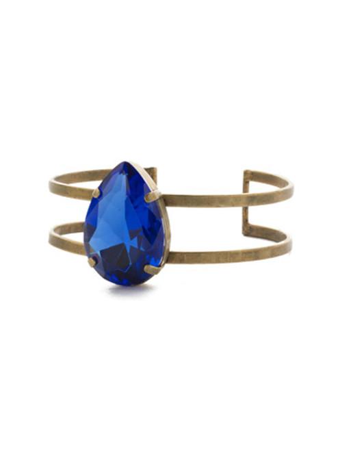 Sorrelli Game of Jewel Tones Ellaria  Cuff  Bracelet~BEF1AGGOT