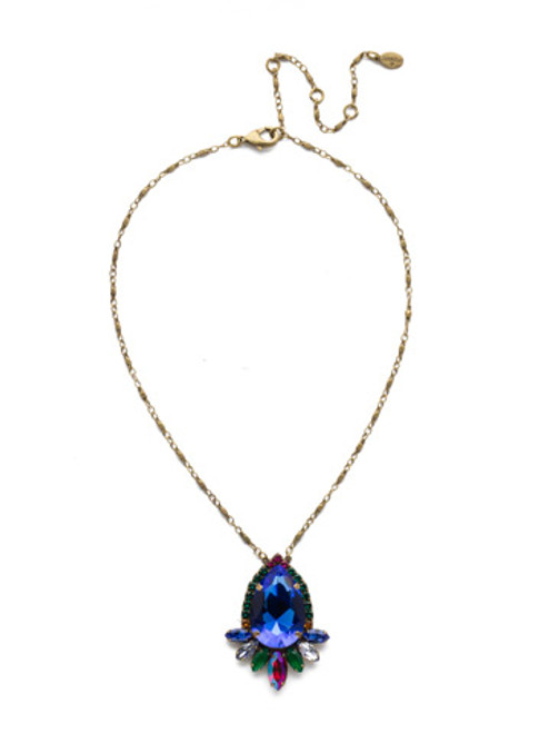 Sorrelli Game of Jewel Tones Ellaria   Crystal  Pendant~NEF1AGGOT