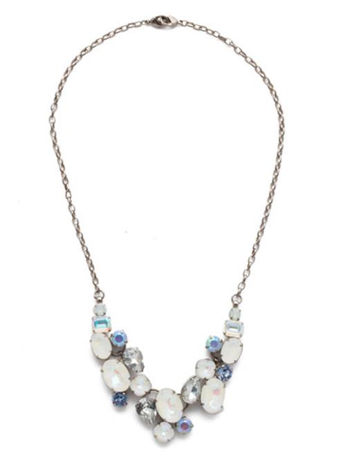 Sorrelli Glacier Crystal  Necklace~NDQ6ASGLC