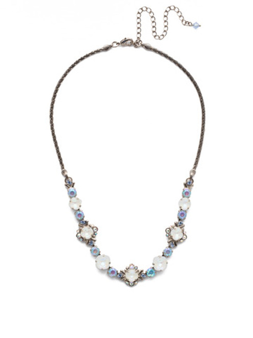 Sorrelli Glacier Crystal  Necklace~NDX4ASGLC