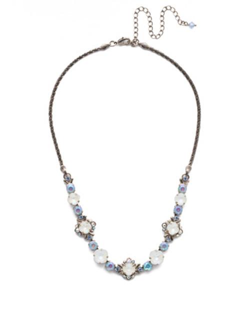 Sorrelli Glacier Crystal Necklace ndx4asglc