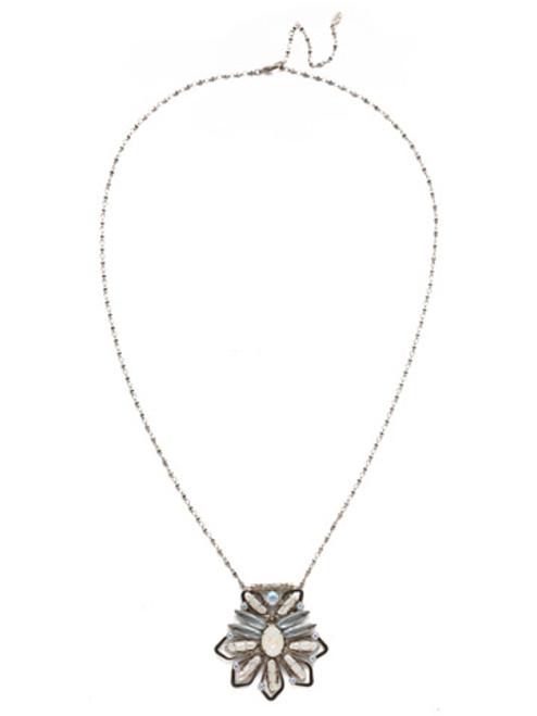 Sorrelli Glacier Crystal Necklace NEF12ASGLC