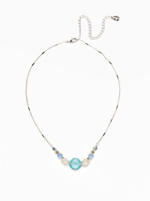 Sorrelli Tahitian Treat Necklace NEH7RHTHT