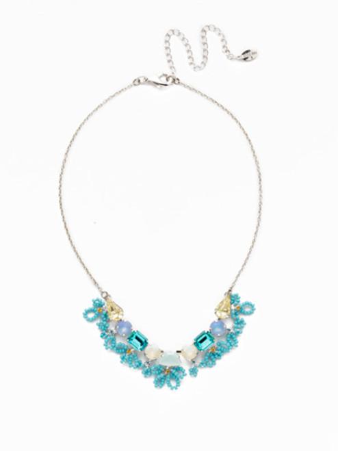 Sorrelli Tahitian Treat Necklace NEH13RHTHT