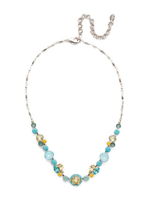 Sorrelli Tahitian Treat Necklace NEH22RHTHT