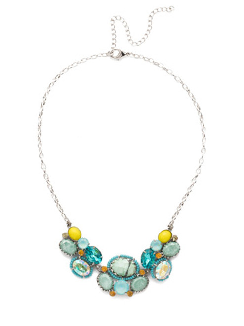 Sorrelli Tahitian Treat Necklace NEH5RHTHT