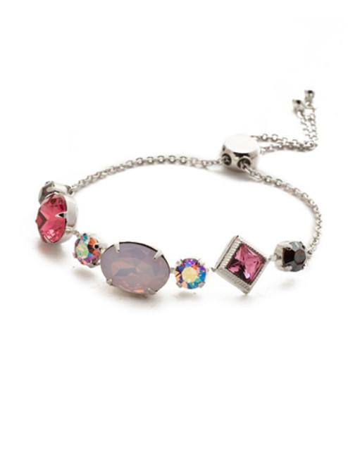 Sorrelli Apple Blossom Crystal Bracelet