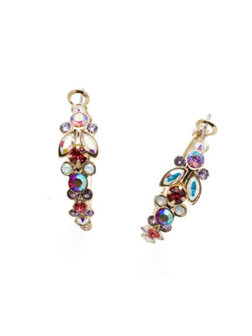 Sorrelli Island Sun Crystal Earring EEA6BGISS