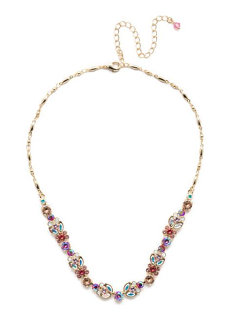 Sorrelli Island Sun Crystal Necklace- NEA2BGISS