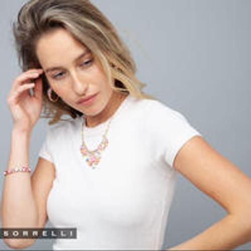 Sorrelli Island Sun Crystal Necklace~NEA23BGISS
