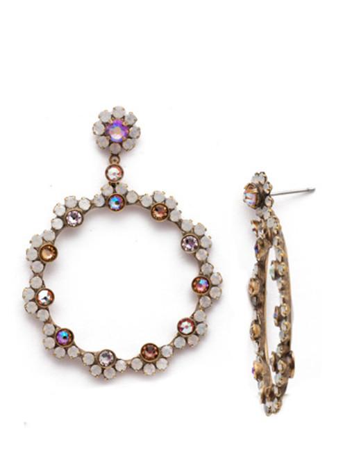 Sorrelli Rocky Beach Crystal Earrings