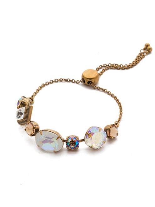 Sorrelli Rocky Beach Crystal Bracelet
