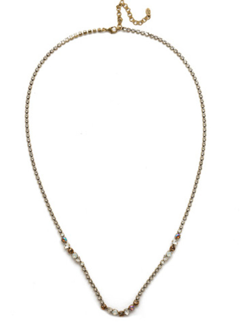 Sorrelli Rocky Beach Crystal Necklace