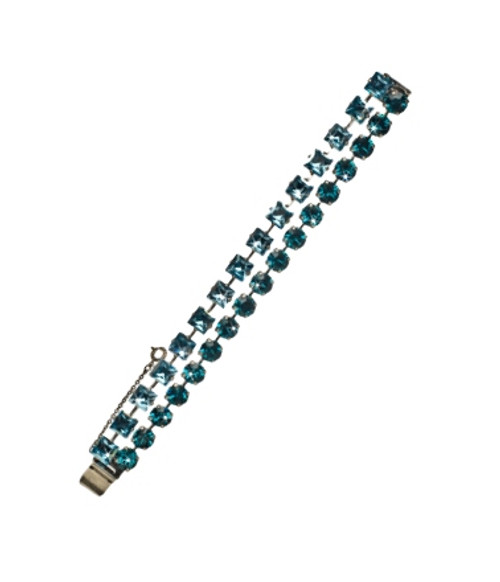 EMERALD COAST MATCH MADE IN HEAVEN CRYSTAL BRACELET BY SORRELLI- BCQ21ASECO