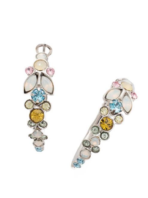 Sorrelli Seersucker Crystal Earring EEA6RHSSU