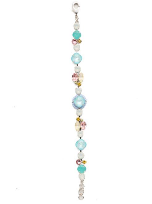 Sorrelli Seersucker- Harumi Crystal Bracelet~ BEK40RHSSU