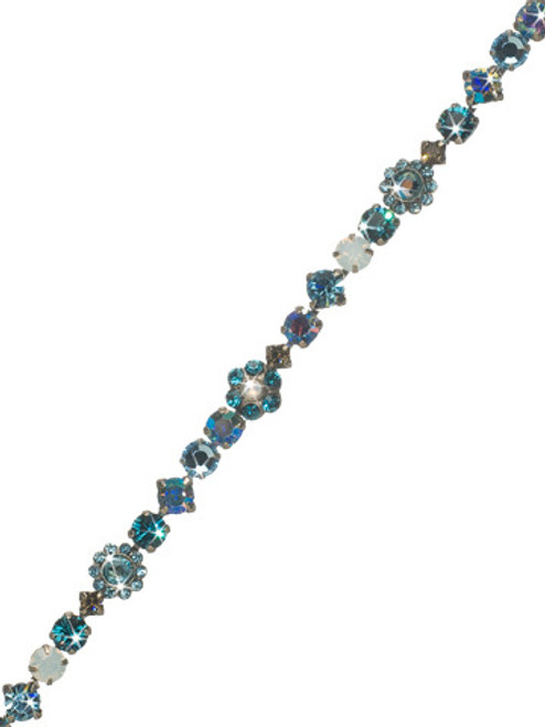 EMERALD COAST CRYSTAL BRACELET BY Sorrelli BBE2ASECO