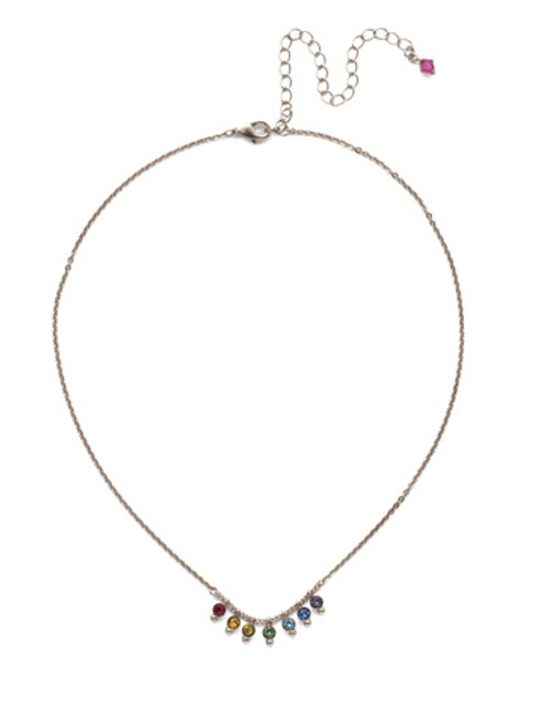 Sorrelli Delicate Dots Necklace