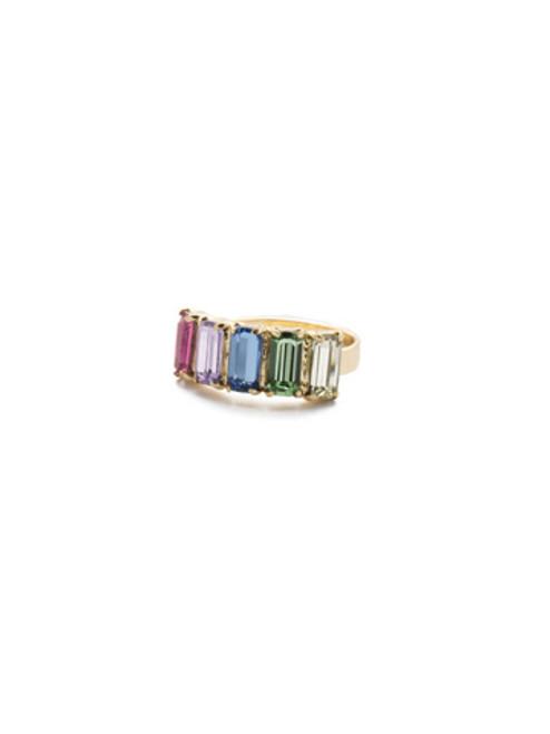 Sorrelli Arden Ring Bright Gold REF29BGPRI