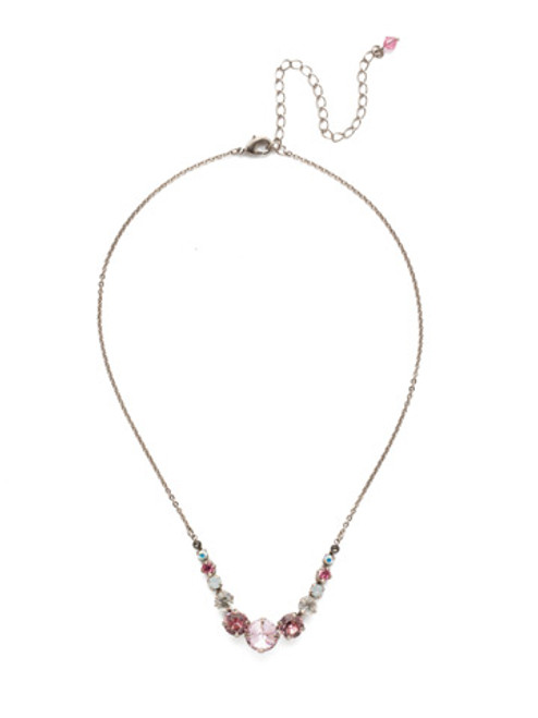 Misty Pink Necklace