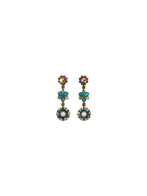 Sorrelli Happy Birthday Collection Earrings ebp69aghb