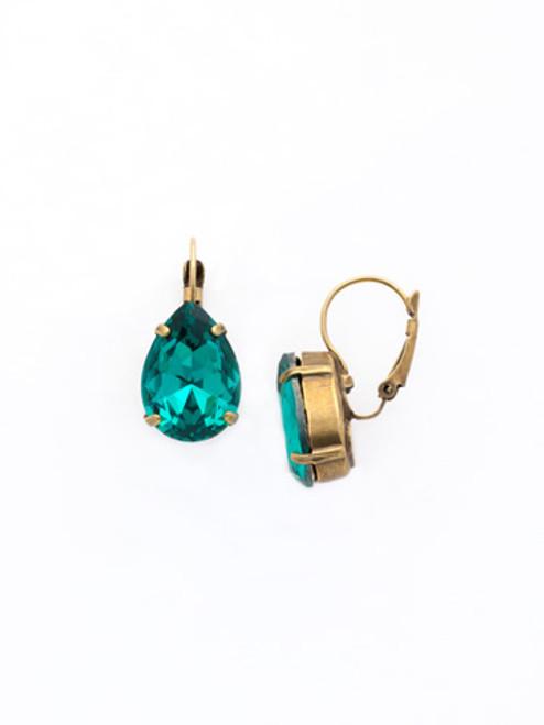 Sorrelli Happy Birthday Crystal Earrings ECR104AGHB
