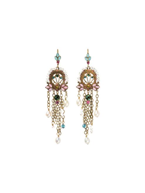 Sorrelli Happy Birthday Crystal  Earrings~EBP40AGHB