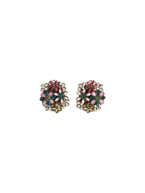 Sorrelli Happy Birthday Crystal  Earrings~EBP97AGHB