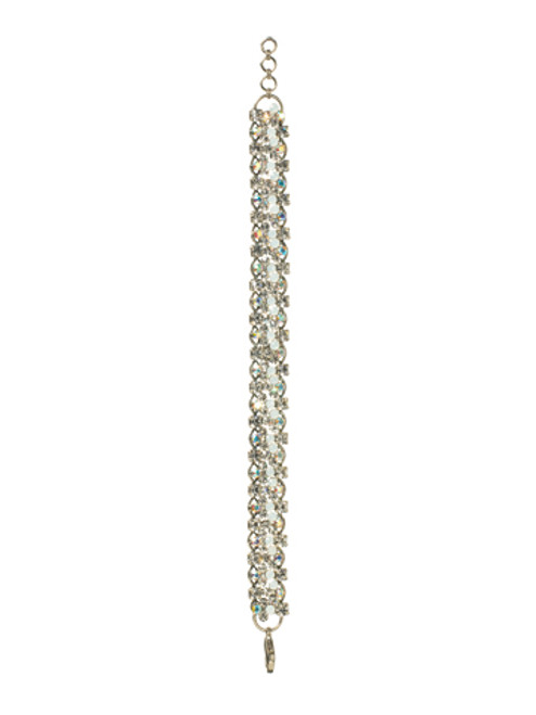 *Special Order* Sorrelli White Bridal Crystal Bracelet~BCL29ASWBR