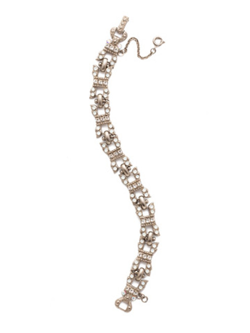 *Special Order* Sorrelli White Bridal Crystal Bracelet~BDZ3ASWBR