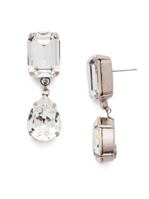 Sorrelli Crystal Envy Earrings EEP49ASCRE