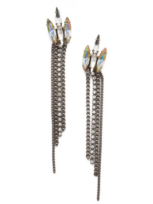 Sorrelli Crystal Envy Earrings EEP11ASCRE