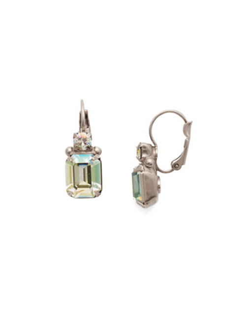 Sorrelli Crystal Envy- Zelmira Stud Earrings~EEA7ASCRE