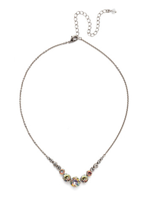 Sorrelli Crystal Envy Necklace NCQ14ASCRE