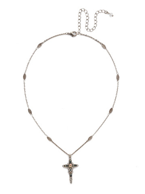Sorrelli Crystal Envy Necklace NDQ54ASCRE